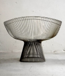 chaise, décoration, design, mobilier, warren platner