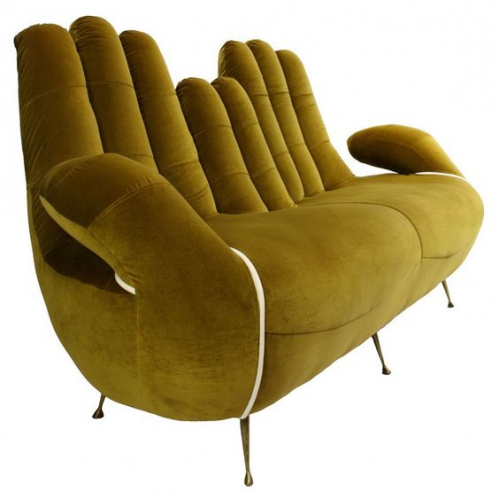 chaise, chaise anthropomorphe, décoration, design, design a, thropomorphique