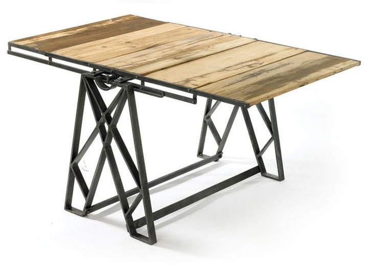 Coup de c ur un meuble qui se transforme en table for Meuble qui se transforme