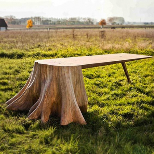 décoration, design, mobilier, nature, table